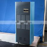 Refrigeration dehumidifier industrial with high efficiency compressor