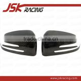 CARBON FIBER SIDE MIRROR COVER FOR MERCEDES BENZ A-CLASS W176 A180 A200 A260 A45(JSK061014)