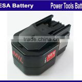 wholesale 14.4V ni-cd ni-mh milwaukee power tool batteries for 48-11-1000, 48-11-1024 aeg 48-11-1014 battery