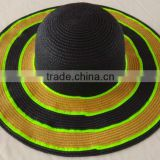 Hot sale ladies church hats wholesale