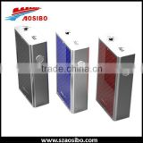 Authentic smy 260w box mod mechanical mod with OLED Display 3Xaosibo imr18650 60a batteries ecig