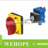 GLD11 type power dump combination switch,automatic change-over switch,3 speed rotary fan switch