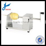 H001 Stainless Steel Manual potato chip slicer for home use                                                                         Quality Choice
