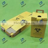 Medical Cardboard Safety Box 5L - For collecting medical sharps