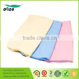 43 x 32 x 0.2cm( 17 x 12.6 x 0.1 inches) new package dog clean cham microfiber cat pet towel with tube many colors