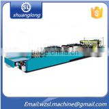 SHUANGLONG SLZD-400B Three Side Sealing Bag Making Machine/Central Sealing Bag Making Machine /Center Seal Bag Making Machine