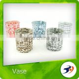 Wholesale Glass Vase Crystal Vase With Engraved Logo