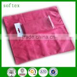 Ultra Soft suede embossed microfiber sports towel cloths private label wholesale