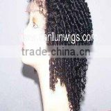 100% human hair full lace wigs,fashion wigs,party wigs
