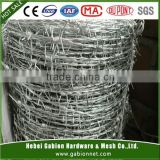 BWG12*12 Galvanized Barbed Iron Wire