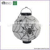 Battery operated paper lanterns with custom printed for christmas