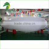 8M Long Advertising Radio Control Zeppelin / Remote Control Inflatable Airship / RC Blimp for Outdoor Exhibition