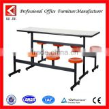 dining round table and chair set/tables and chairs for restaurant abs folding tables and chair antique school furniture