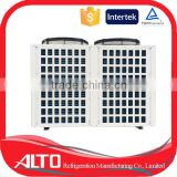 Alto AHH-R280 quality certified air to water heat pump systems EVI compressor cold winter low temperature use heat pump boiler