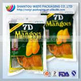 china wholesale heat seal plastic food grade packing for dried fruit