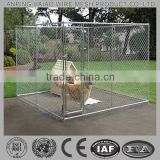High quality chain link fence dog run