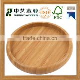 Popular high quality Promotional antique round/square wooden coaster wooden cup coasters