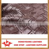 Fashion shinning PVC leather with lower price for making floor mat,wallpaper,sheet