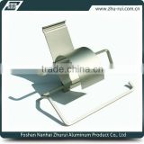 aluminum anodizing toilet paper holder in toilet/aluminum bathroom accessories