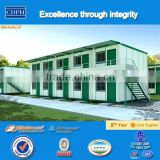 China Alibaba 20ft can be connected prefabricated ISO customized sandwich panel steel structure house container price