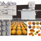 Latest automatic moon cake making machine encrusting machine                                                                         Quality Choice