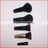 eyeshadow brush heads with ferrules,eye brush heads, hair heads with ferrules,makeup brush heads