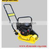 DYNAMIC gasoline/electric tamper plate compactor HZR-60 with Honda/Robin engine