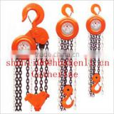 2 ton chain hoist,chain pulley block