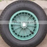wheel barrow tire with rim 4.80/400-8