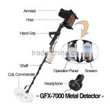 OEM good quality gold detector long range gold locator, machine gold digger with pluse induction