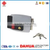 DOUBLE CYLINDER CONTROL ELECTRIC RIM LOCK WITH STAINLESS STEEL ELEC-6