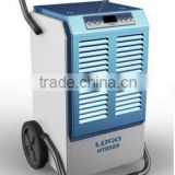 High Quality Factory Price Portable Industrial Dehumidifier With Big Wheels 130L/DAY OL-1381E