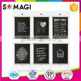 Innovative office stationery paperless and wide used in home kitchen kids room and wall Reusable chalkboard wall contact paper