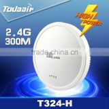 High transmission Speed wireless networking equipment ceiling ap transmitter and receiver