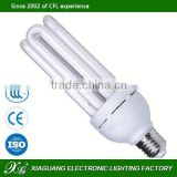China factory 8000hrs E14 CFL cfl electronic ballast U lamp