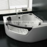 Whirpool LED light jet massage bathtub,Bathtub