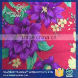 Trans printed Service for Stitch Bond nnonwoven fabric 240cm