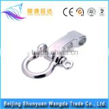 zinc alloy die casting metal slide buckle bag buckle wholesale ladder locks,ladder lock buckle