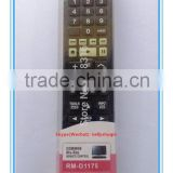 LCD/LED COMMON USE TV universal remote contro SAMSUNG RM-D1175 AK59-00140A SAMSUNG Blu-Ray DVD with blister pack remote factory