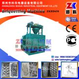 Hydraulic aluminum chips briquetting press