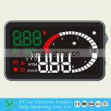 "Hot sell 3"" screen Car OBD-II Diagnostics Tool ,car obdii hud head up display (XY-HUD206)"