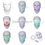 Skin Toning Best Choice Facial LED PDT Led Pdt Bio-light Therapy Red Light Therapy Devices 7 Color Lights Pdt Machine In Usa Red Led Light Therapy Skin