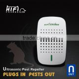 Eco Friendly Pest Control Solution for Mice, Rat and Rodents Electronic Ultrasonic Rodent Insect Repeller