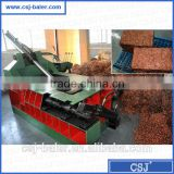 CE, ISO High quality hydraulic recycling scrap metal balers for sale