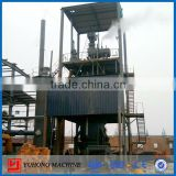 China Clean Energy Energy Saving CG3Q Series Double Stage Coal Gasifier, Two Stage Coal Gasifier Machine