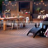 Eco-friendly wood plastic composites(WPC) decoration decking/flooring/wall/chair/furniture