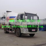 Brand new concrete mixer truck for sale with low price self loading concrete mixer truck