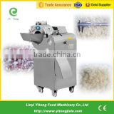 Electric automatic stainless steel industrial commercial vegetable dicer slicer machine
