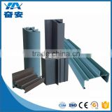 Diversified easy installation triangle aluminium extrusion profile for flooring tile trim