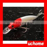 UCHOME Alibaba Recommended Floating Crank Hard Artificial Fishing Bait With Vivid Swimming Actions